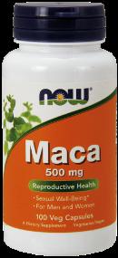Maca 500 mg --100 Capsule