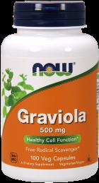 Graviola 500 mg - 100 Kapselia