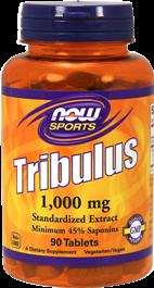Tribulus 1000mg - 90 Tabs
