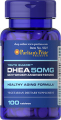 DHEA 50 mg - 100 Tabletter