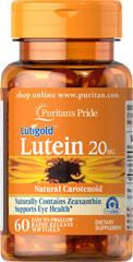 Lutein - Luteina 20 mg 60 Softgels