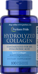 Collagen 400 mg 100 Capsules