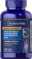 Glucosamine Chondroitin MSM 120 Tablets