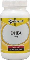 DHEA 50 mg - 300 Capsules