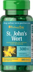 St. John's Wort 300 mg 100 Capsules
