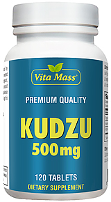 Kudzu 500 mg - 120 Tabletter