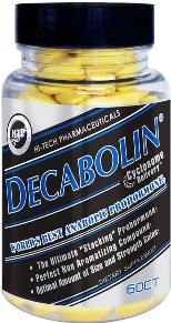 Decabolin - 60 Tabletter