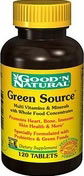 Green Source - Fonte Verde Multi Vitamina 120 Comprimidos