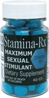 Stamina RX Viagra Alternative 40 Tabletta