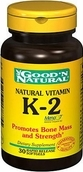 Vitamin K-2 (MenaQ7) 30 Softgels